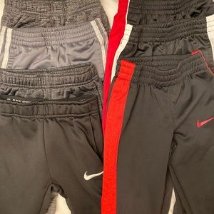 7 Nike & Adidas boys pants/ joggers 3T